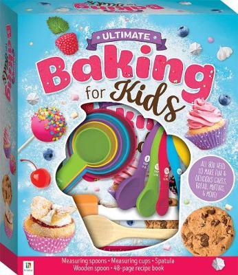 Hinkler: Ultimate Baking for Kids - Activity Kit