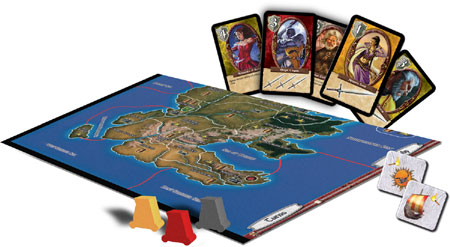 A Game of Thrones: Clash of Kings Expansion image