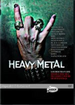 Heavy Metal - Louder Than Life on DVD