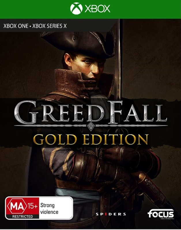 Greedfall Gold Edition for Xbox Series X