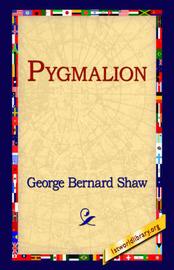 Pygmalion by George Bernard Shaw image