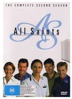 All Saints - Complete Season 2 (11 Disc Box Set) on DVD
