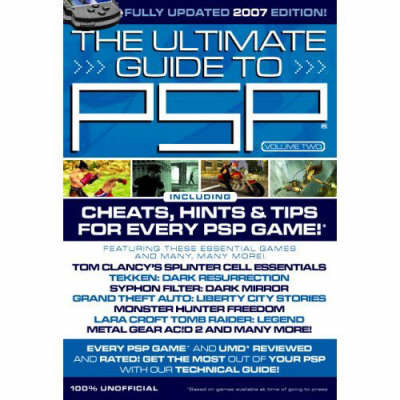 The Ultimate Guide to PSP: v. 2