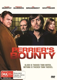 Perrier's Bounty on DVD