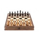 Dal Rossi Chess & Checkers Set 38cm