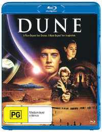 Dune on Blu-ray