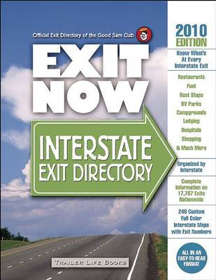 Exit Now: Interstate Exit Directory