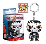 Captain America 3: Crossbones - Pocket Pop! Key Chain