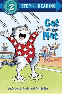 Cat On The Mat by Susan Schade
