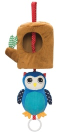 Manhattan: Lullaby Owl - Musical Pull Toy