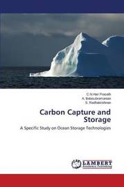 Carbon Capture and Storage by Prasath C N Hari