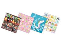 Studio Ghibli Modern Gaily Coloured Paper - Spirited Away