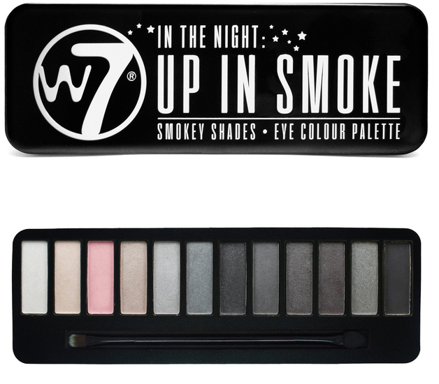 W7 In The Night Up In Smoke Eyeshadow Compact