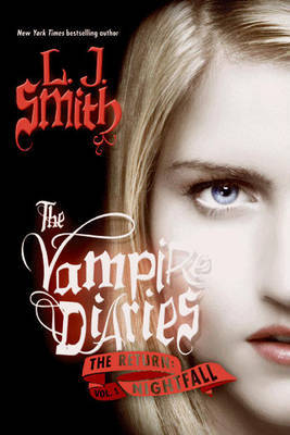 Nightfall (Vampire Diaries: The Return #1) US Edition by L.J. Smith image