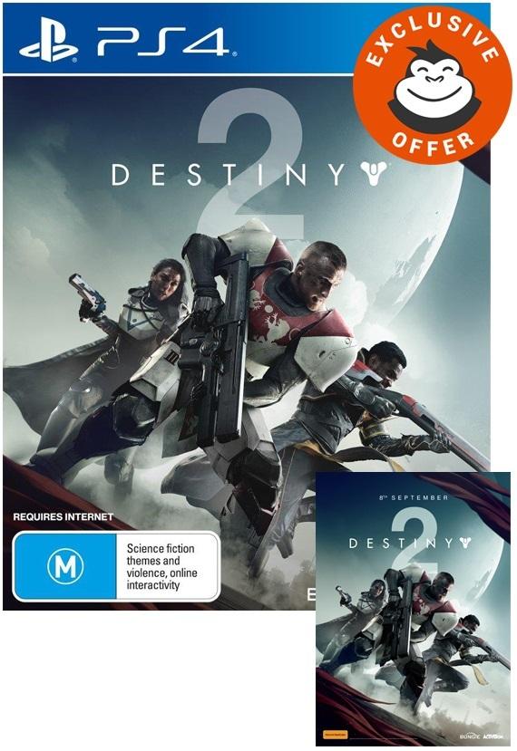 Destiny 2 for PS4 image