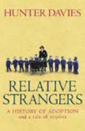 Relative Strangers by Hunter Davies image