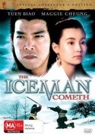 The Iceman Cometh (1993) - Special Collector's Edition (Hong Kong Legends) on DVD image