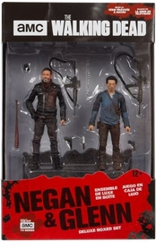"The Walking Dead - Negan & Glenn 5"" Deluxe Box Set"