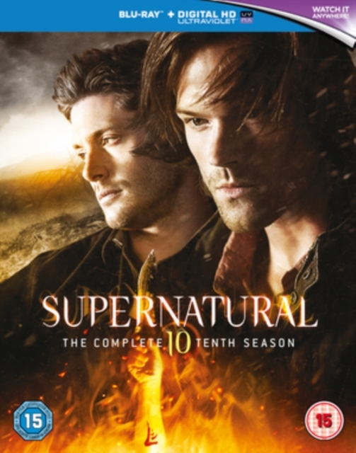 Supernatural: The Complete Tenth Season on Blu-ray