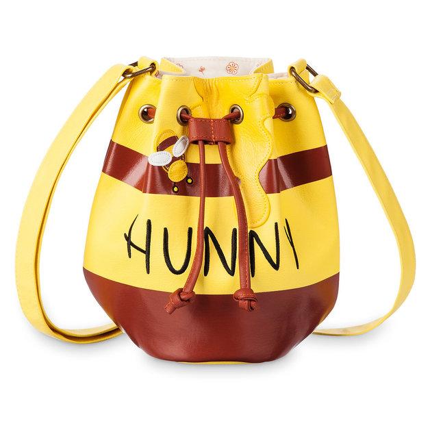 Disney Winnie The Pooh Honey Pot Crossbody