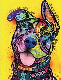 Dean Russo Rescues Are My Favourite Breed Journal by Dean Russo