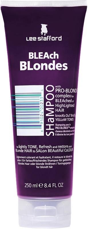 Lee Stafford Bleach Blondes - Shampoo (250ml)