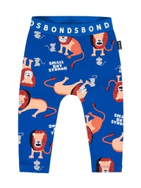 Bonds: Stretchies Leggings - Small But Strong (Size 2)