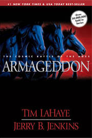 Armageddon: The Cosmic Battle of the Ages by Tim F LaHaye image