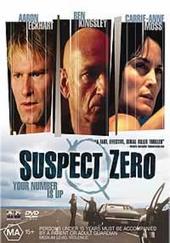 Suspect Zero on DVD
