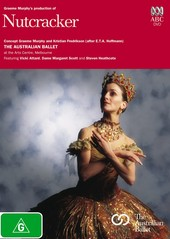 Nutcracker The Story Of Clara Australian Ballet on DVD
