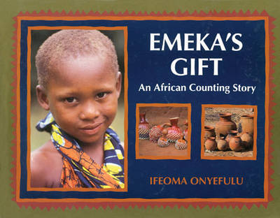 Emeka's Gift: An African Counting Story: Big Book by Ifeoma Onyefulu image