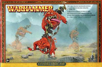 Warhammer Orcs & Goblins Mangler Squigs