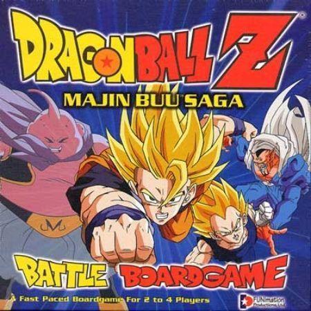 Dragon Ball Z: Majin Buu Saga