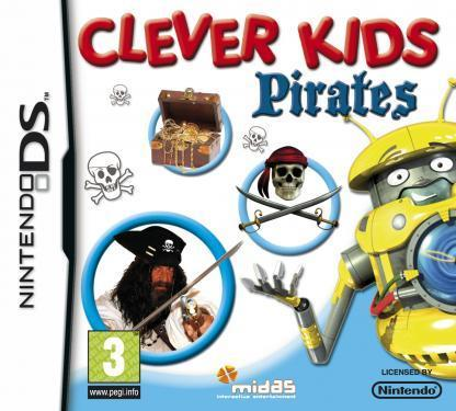Clever Kids: Pirates for DS