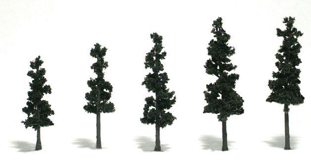 Woodland Scenics Conifer Green (5 pack)