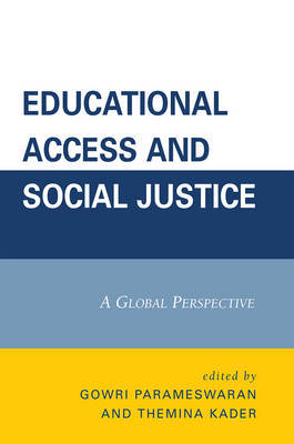 Educational Access and Social Justice image