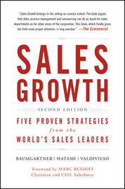 Sales Growth by McKinsey & Company Inc
