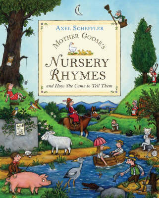 Mother Goose's Nursery Rhymes by Axel Scheffler image