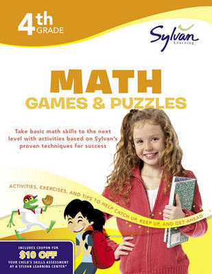 4th Grade Math Games & Puzzles image