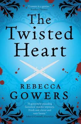 The Twisted Heart by Rebecca Gowers image