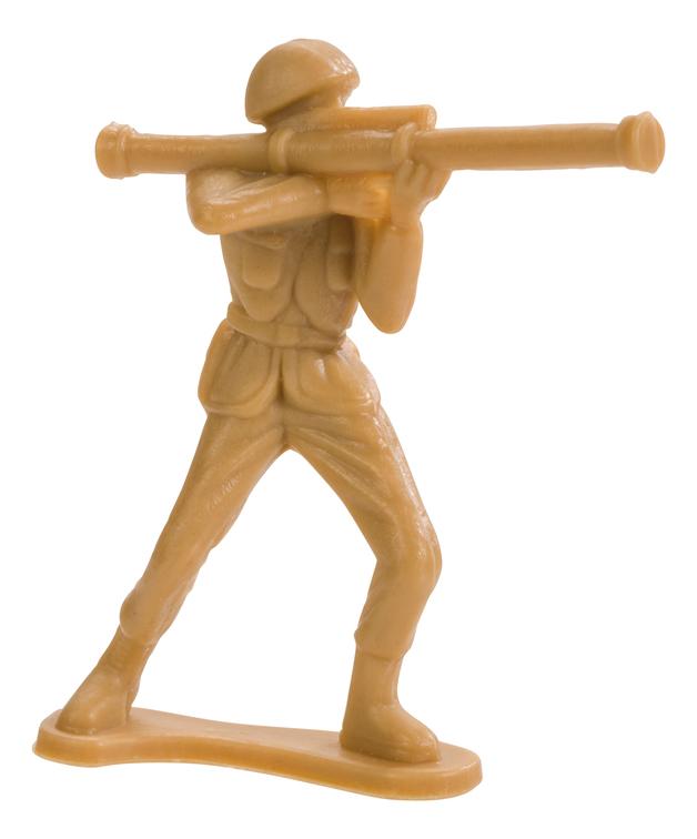 Toysmith: Battle Ready - Army Strike Force (32pc)