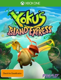 Yoku's Island Express for Xbox One