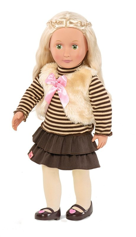 "Our Generation: 18"" Regular Doll - Holly"
