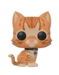 Captain Marvel - Goose the Cat (Flocked) Pop! Vinyl Figure