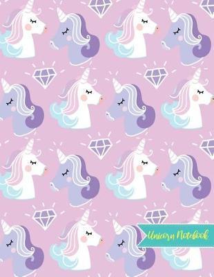 Unicorn Notebook by Maryjane Petersen