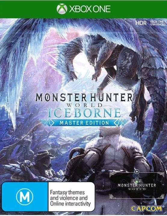 Monster Hunter World: Iceborne Master Edition for Xbox One