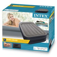 Intex: Deluxe Pillow Rest Raised Airbed image