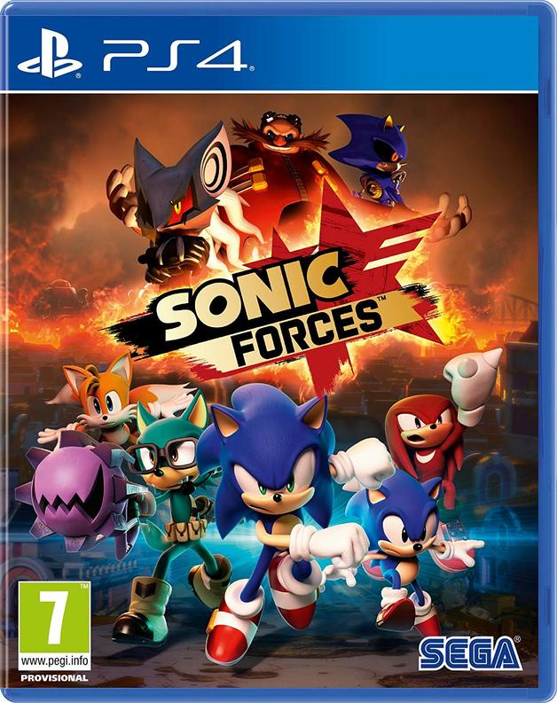 Sonic Forces for PS4