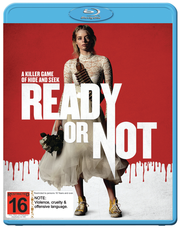 Ready Or Not on Blu-ray