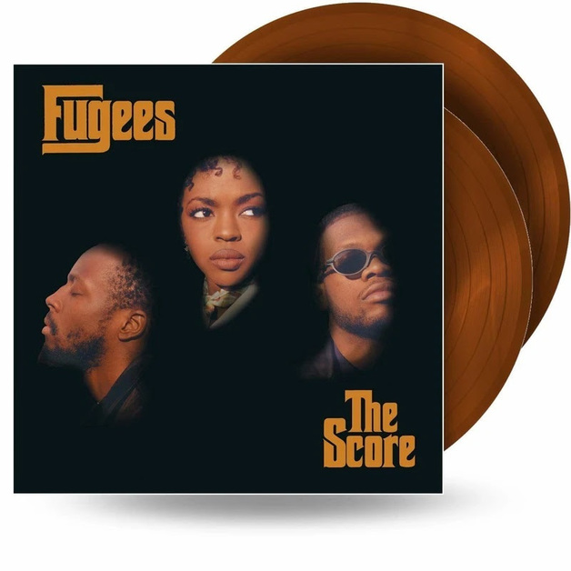 The Score (Coloured Vinyl) by Fugees